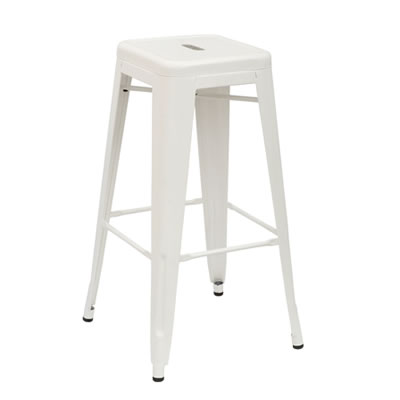 chairs bar stools white tolix bar stool